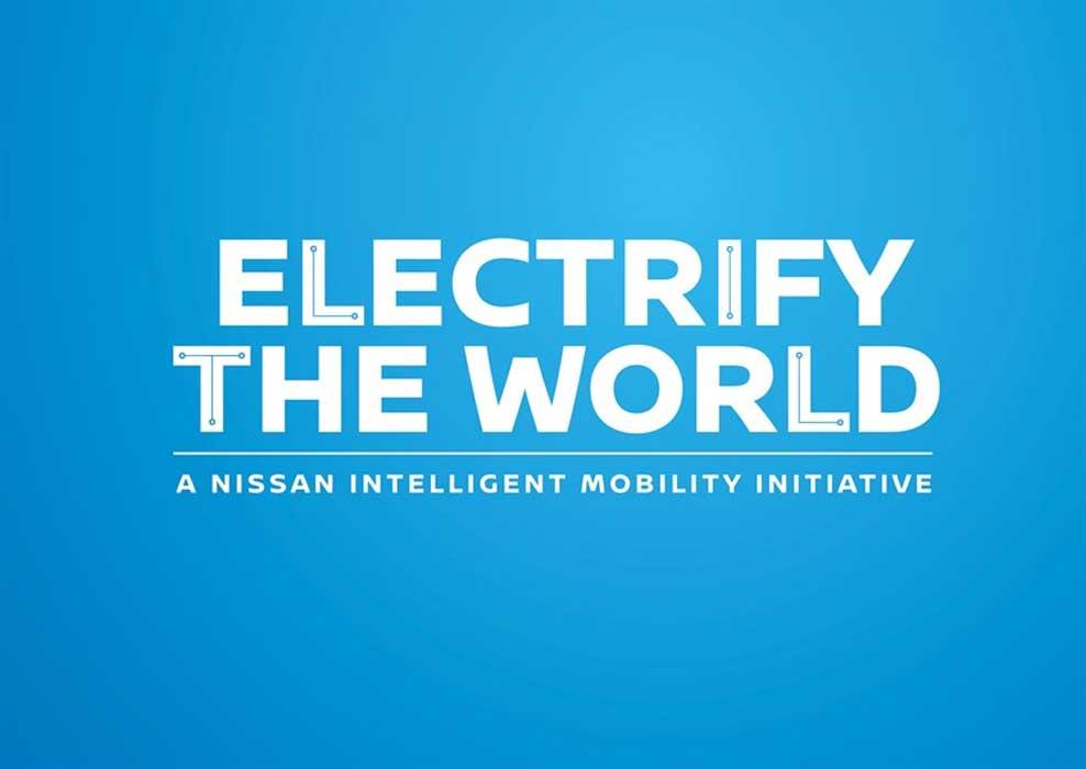 Electrify The World