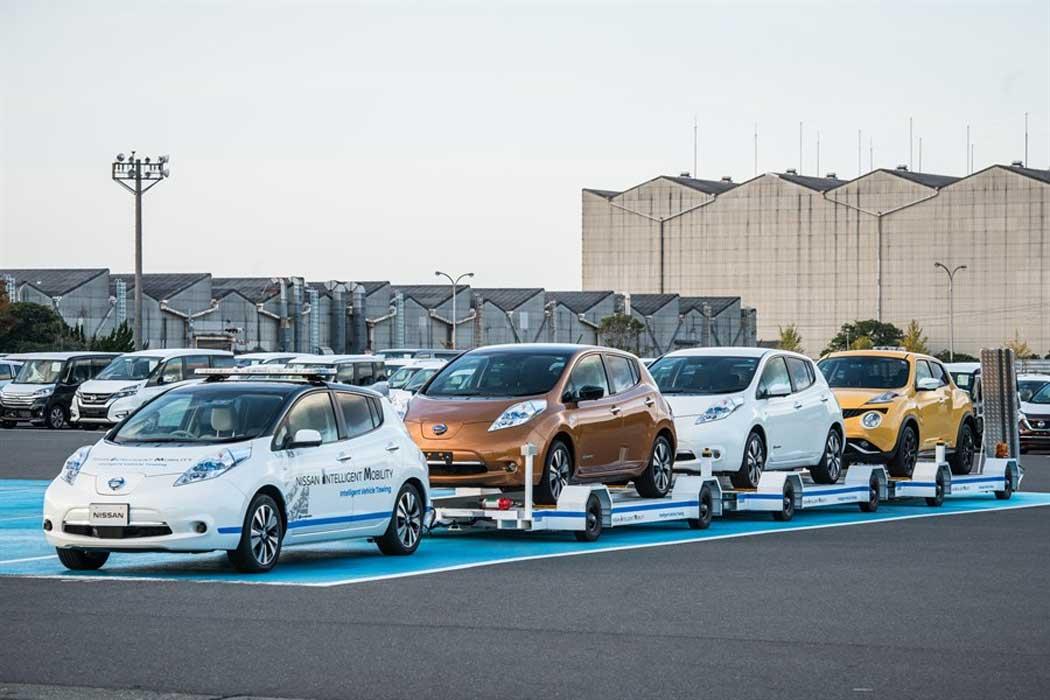 Nissan IVT