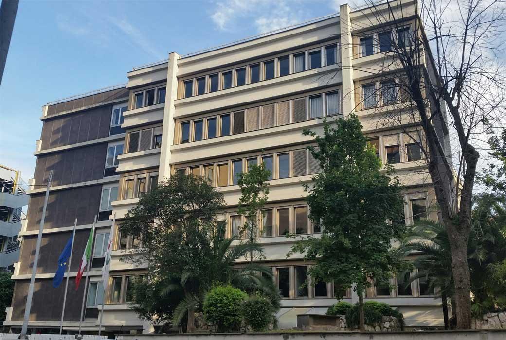 La sede dell'AGCOM