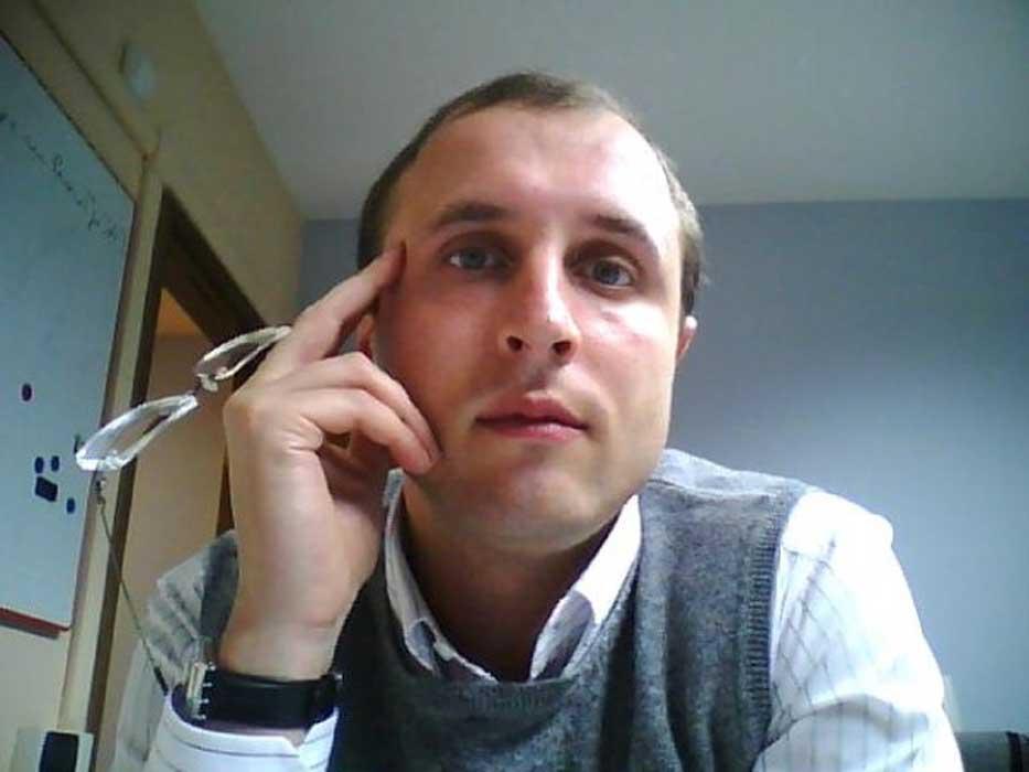 Stefano Belfiore, social media specialist