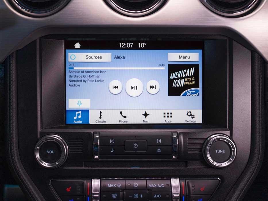 Ford-Alexa